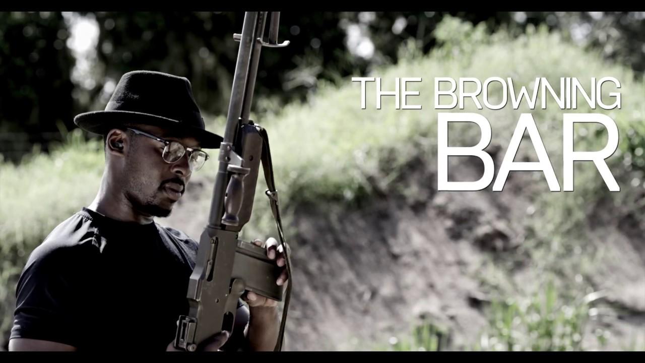 The Browning Automatic Rifle BAR – Colion Noir @ IMT – NOIR SHOW SEASON 6 PROMO