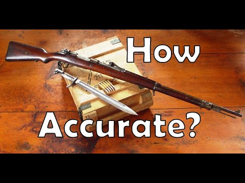 Military Mauser 98 Accuracy: What Do The German Manuals Say?