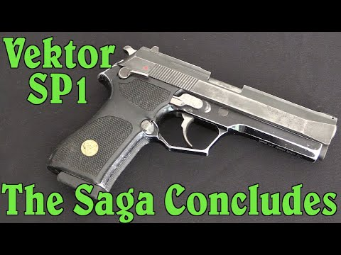 Conclusion: Atlantic Firearms and the Broken Vektor SP1 Pistols