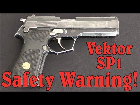 Vektor SP1: Important Safety Warning (reupload)