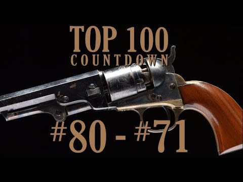 Top 100 Guns of June Premier: 80-71