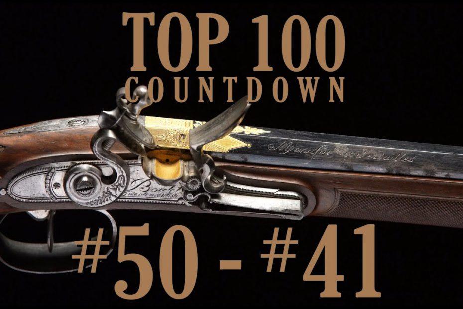 Top 100 Guns of the June Premier: 50-41