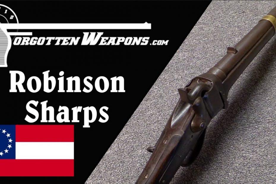 SC Robinson Confederate Sharps Carbine