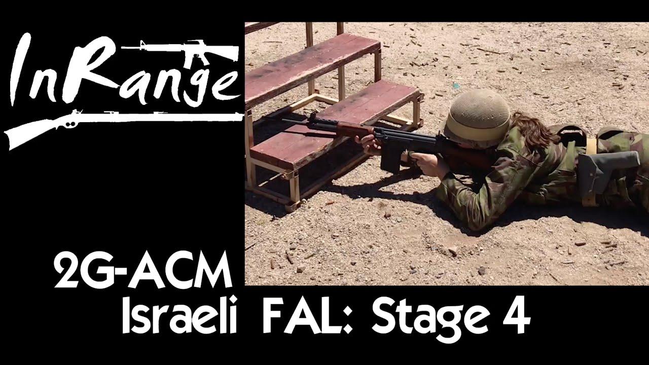 2g-ACM: Israeli Light Barrel FAL – שלב 4 ומסקנות