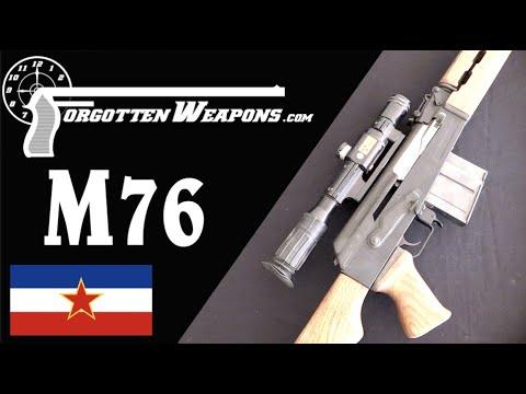 Zastava's Heavy Hitter: The Yugoslav M76 DMR