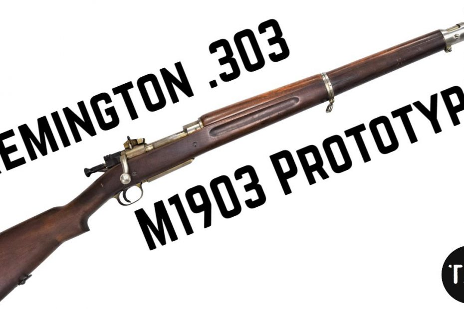 TAB Episode 69: Remington .303 M1903 Prototype