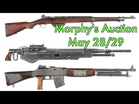 Upcoming Morphy Auction May 28/29