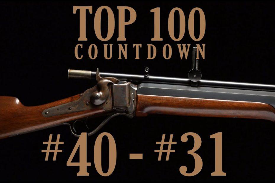 Top 100 Guns of the June Premier: 40-31