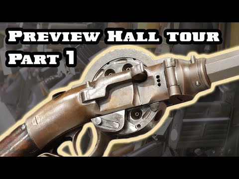 Walk Around Our Preview Hall! [Part 1]