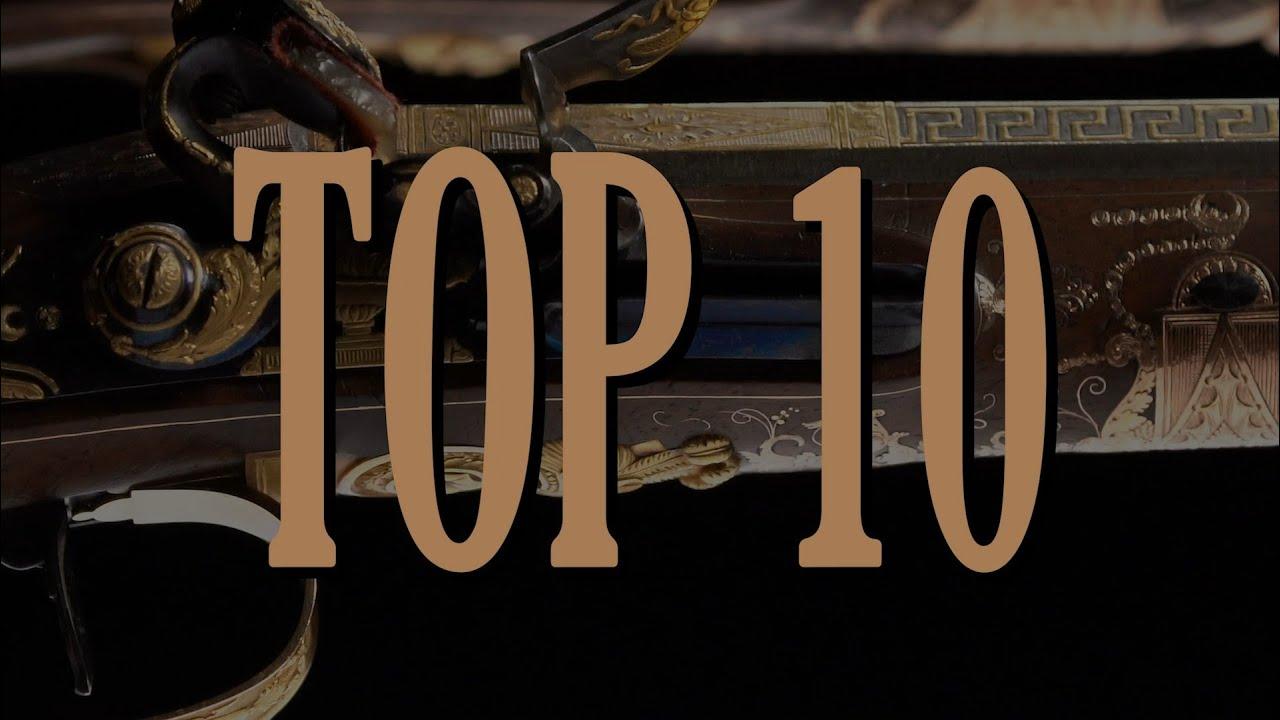 Top 100 Guns of the June Premier: 10-1