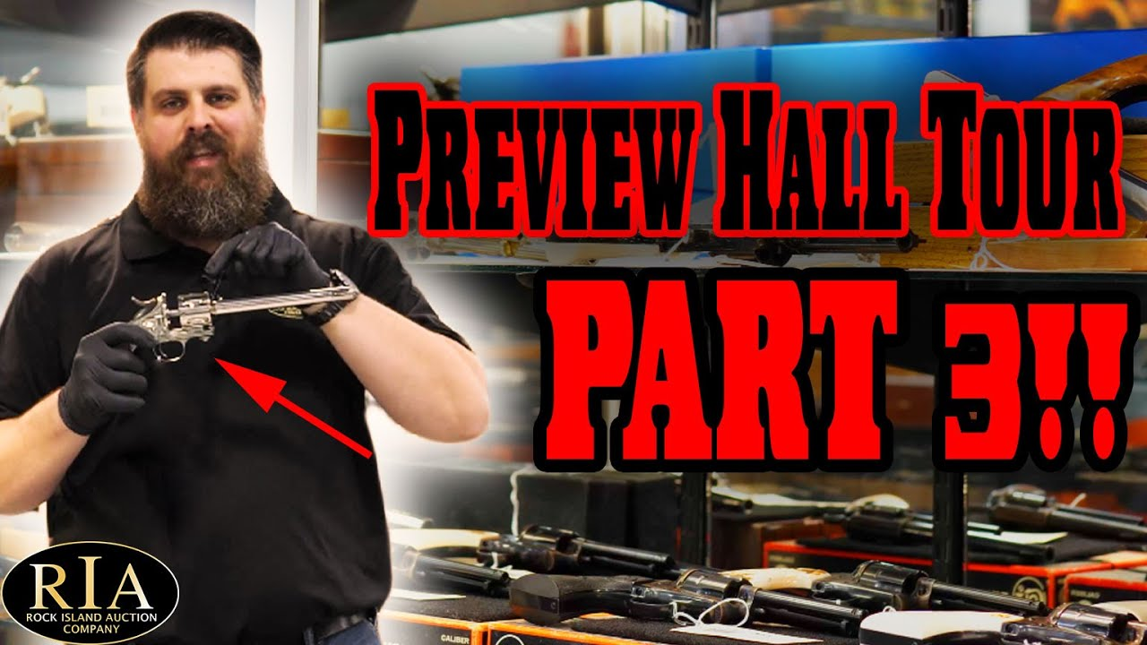 Walk Through Our Preview Hall! [Part 3]