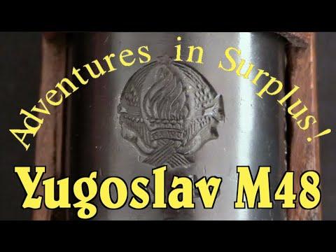 Adventures in Surplus: Yugoslav M48 Mauser