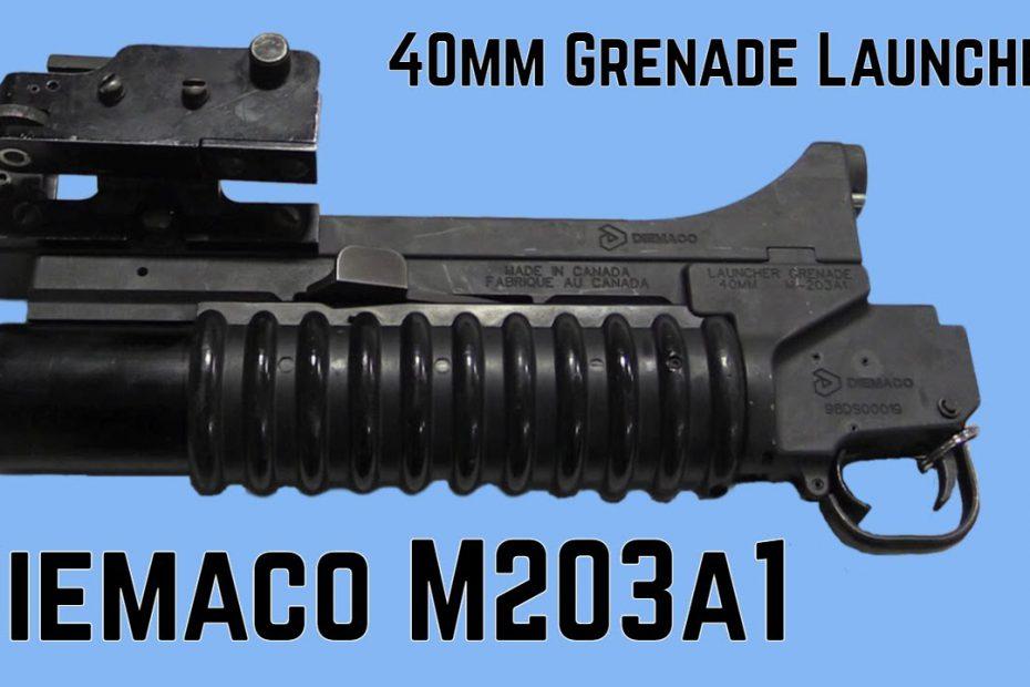 TAB Short: Diemaco/Colt Canada M203A1