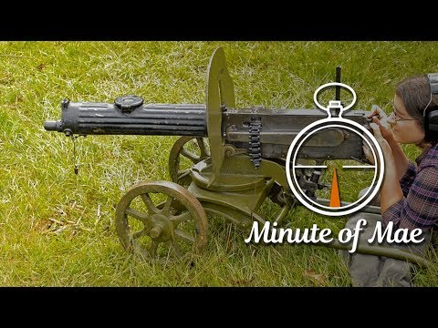 Minute of Mae: Maxim 1910