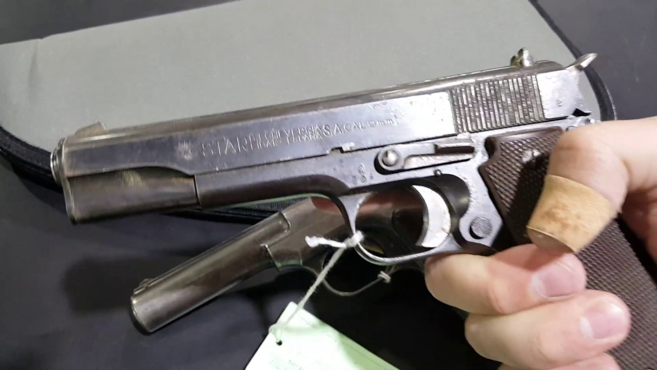 Just for Gun: A competitor for the 1911
