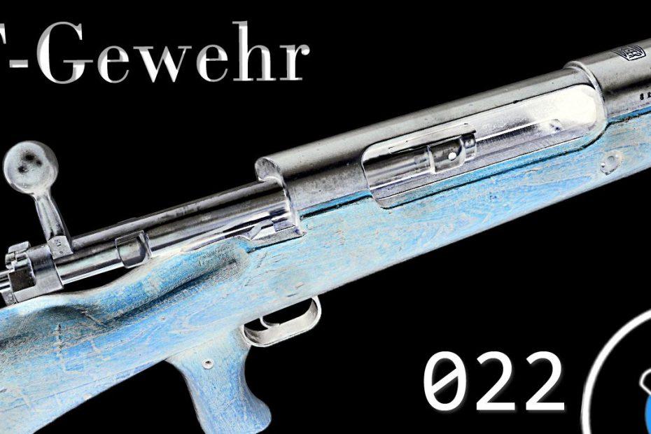 How It Works: German T-Gewehr 1918