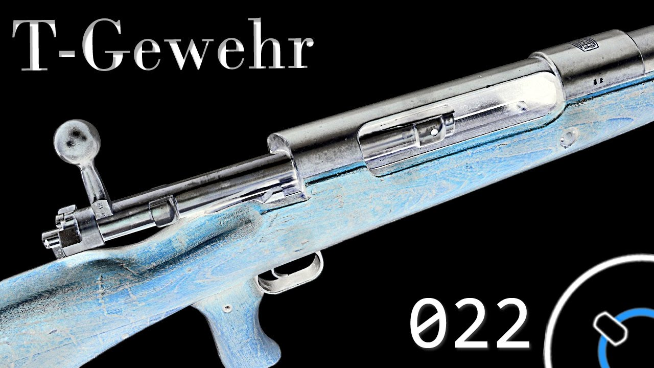 How It Works: German T-Gewehr 1918