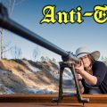 Mae fires the T-Gewehr – First anti-tank rifle