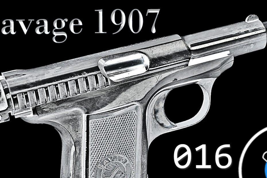 How It Works: Savage 1907