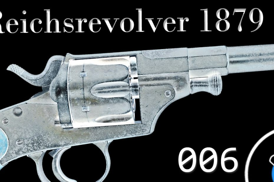 How it Works: German Reichsrevolver Model 1879