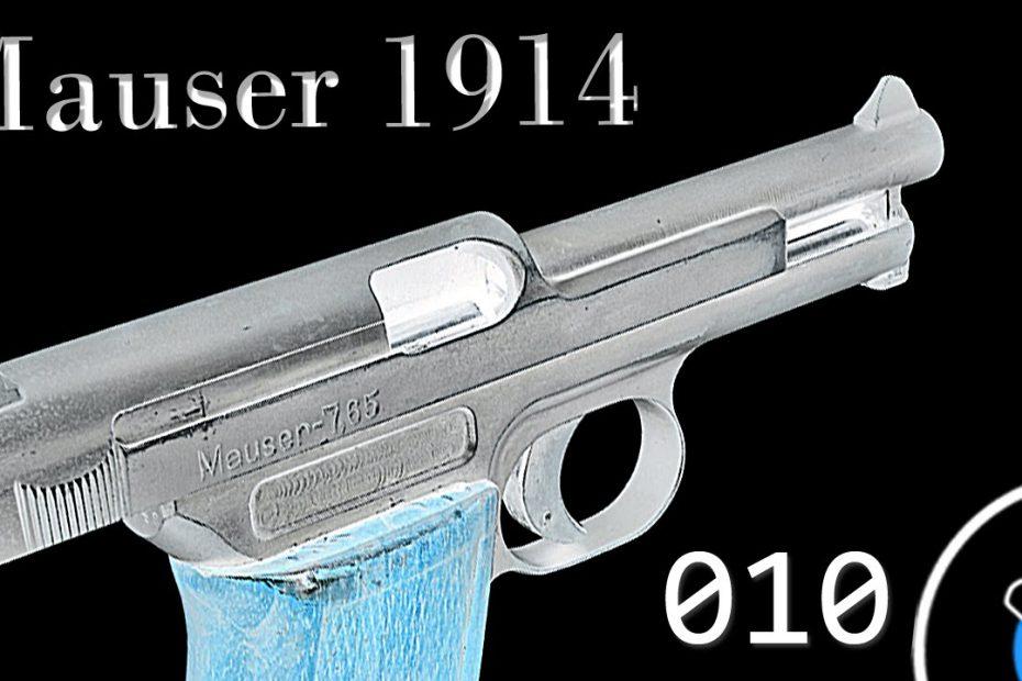 How It Works: German Mauser Model 1914