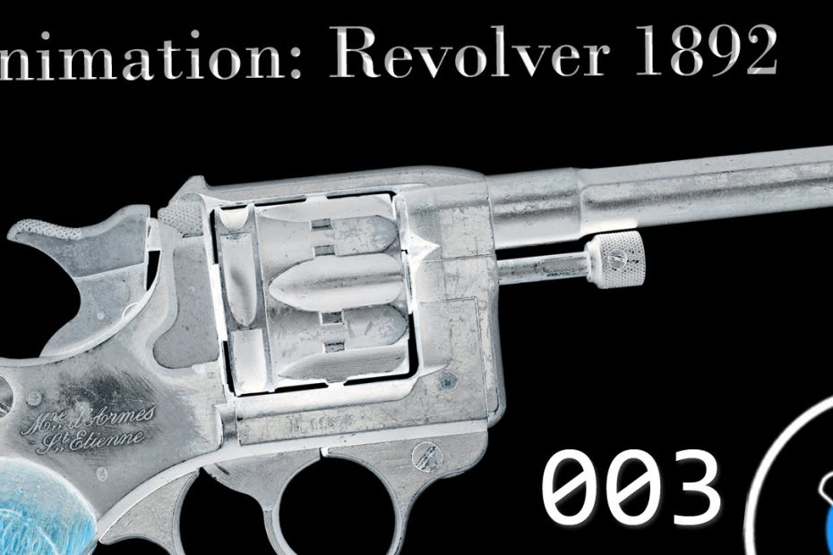 How it Works: The French Revolver Mle.1892