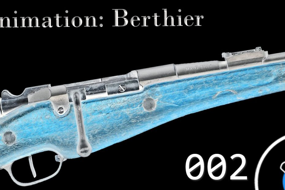 How it Works: The French Berthier Rifle
