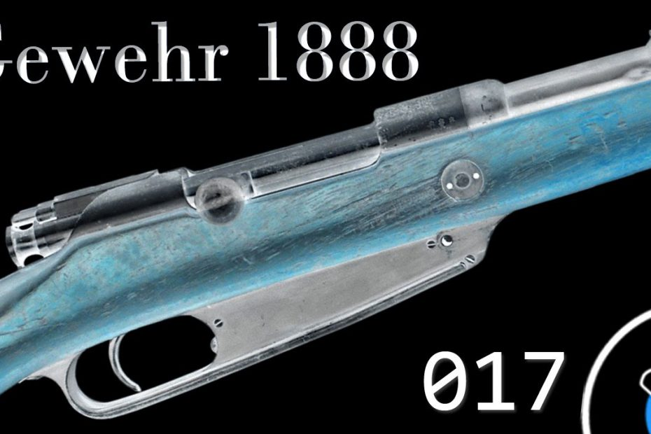 How It Works: German Gewehr 1888