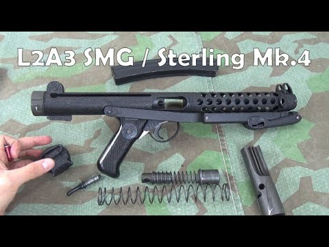 L2A3 SMG / Sterling Mk.4: mechanics and basic potted history