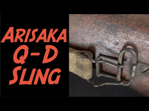 High Speed Low Drag in the 30s: Arisaka QD Sling