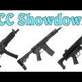PCC Showdown: H&K SP-5 vs Kalashnikov USA KP-9 vs CMMG Banshee
