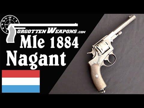 Luxembourg Model 1884 Gendarmerie Nagant