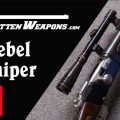 A Rare World War One Sniper's Rifle: Model 1916 Lebel