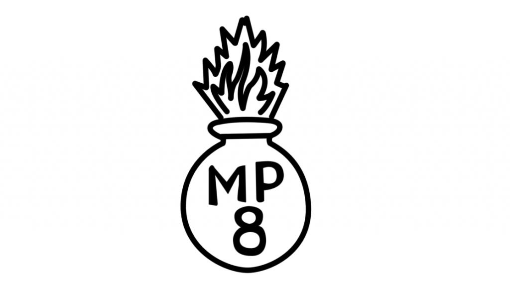 MP8 marking