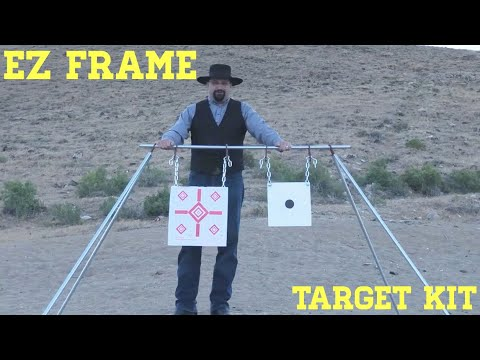 EZ FRAME Target Kit: A Must-Have For Shooters!
