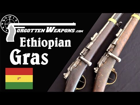 The Gras in Ethiopia: Carbines of Emperor Menelik II and Empress Taytu