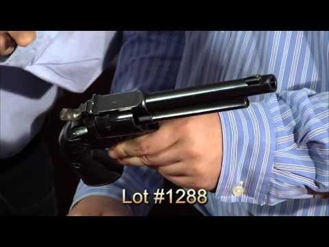 Bisley Flat Top Target and Sheriffs Models – RIAC September 2012