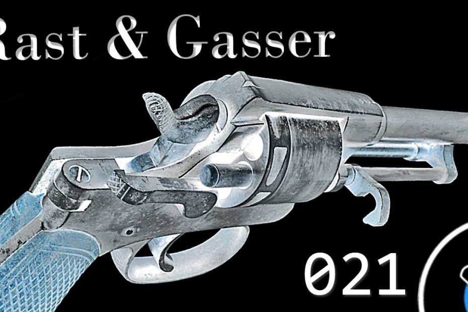 How It Works: Austro-Hungarian Rast & Gasser 1898