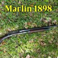 Takedown: Marlin Model 1898