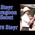 Steyr Dragoon Scout and African Big Game Cartridges: .376 Steyr, .375 Ruger, .375 H&H