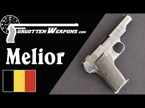 New Model Melior: A Remarkably Nice Belgian FN Lookalike