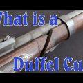 What is a Duffel Cut?