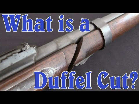 What is a Duffel Cut?