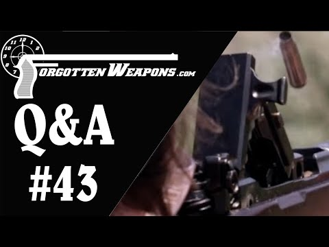 Q&A 43 (feat. Jonathan Ferguson): Military Wing of the Campaign for Beautiful Rifles