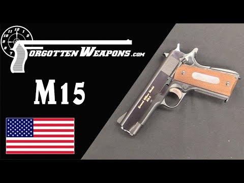Rock Island Arsenal M15 General Officer's Model