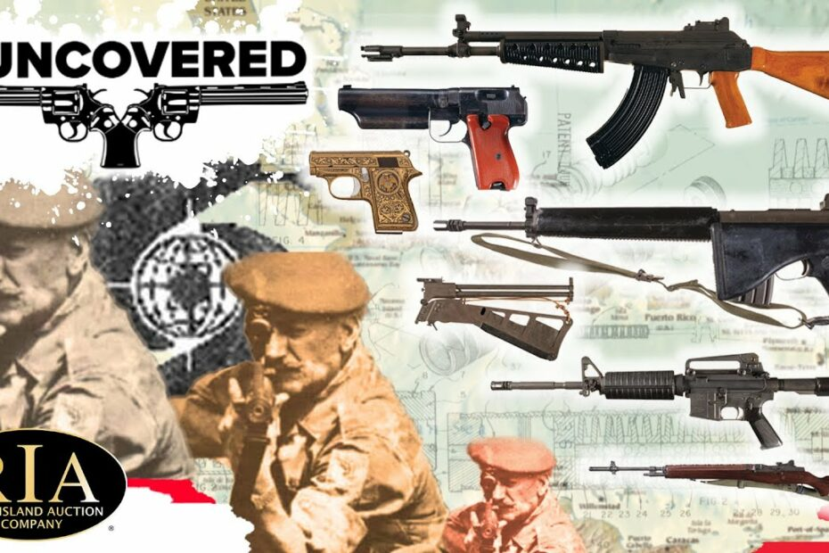 Guncovered: Superspy Mitchell WerBell III and More