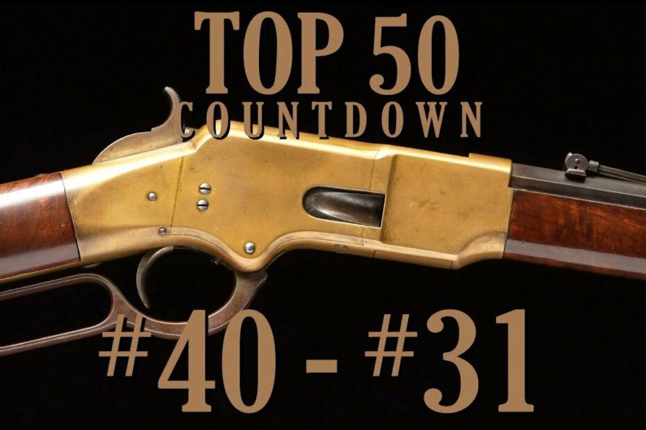 Top 50 Guns of the September Premier: 40-31