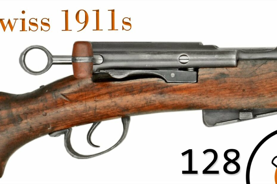 Small Arms of WWI Primer 128: Swiss 1911s