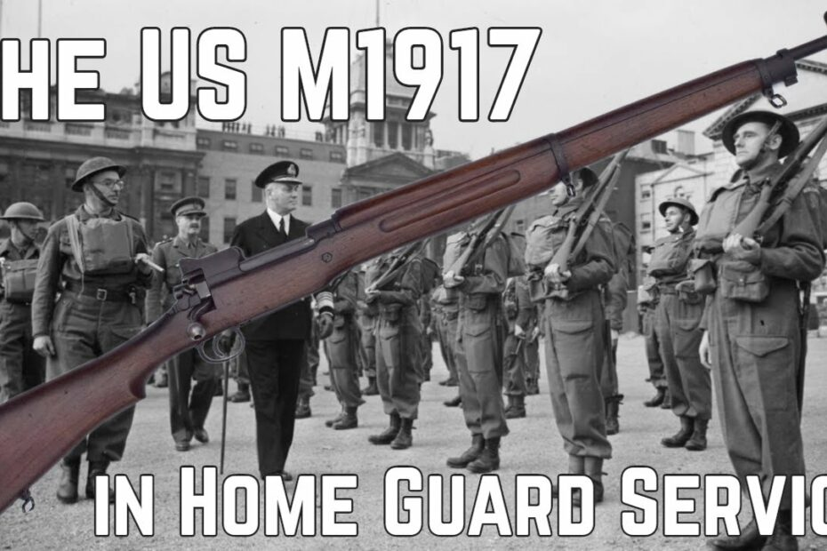 TAB Episode 72: The US M1917 In British Home Guard Service