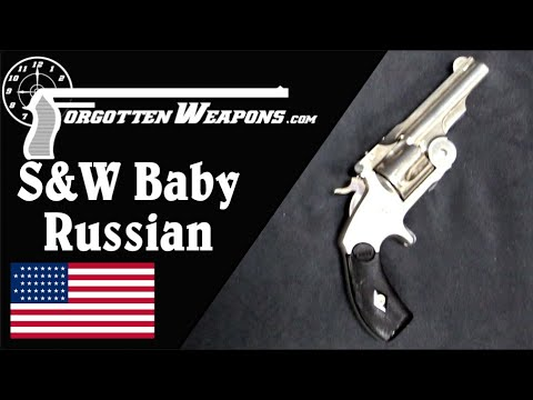 """The First S&W .38: The """"Baby Russian"""""""
